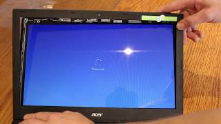 how to change broken laptop display | Acer Laptop Change Display  | Laptop Service in Coimbatore