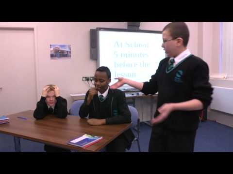 Student Engagement Video by Rivers Academy West London