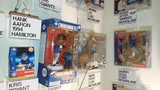 My baseball collection