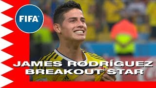 James Rodriguez - Breakout Star (EXCLUSIVE)
