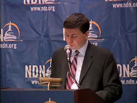 Douglas Alexander Gives Major Speech on Conflict, Fragility, and Development (4/27/09)
