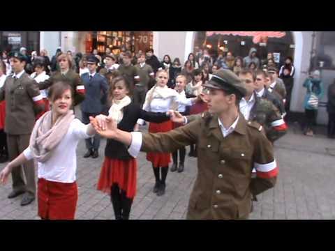 II Miejski Turniej Poloneza -- IV LO W Zielonej Górze