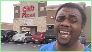 Black Man Angry At CiCi's Pizza @Siggas