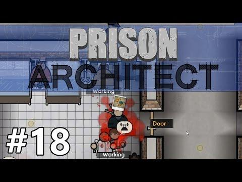 Prison Architect - Dead Dogs - PART #18