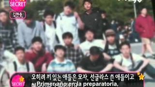la historia secreta de (the secret history of) KIM HYUN JOONG 2/3
