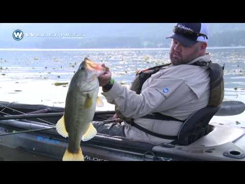 Kayak Fishing Guntersville with Chad Hoover