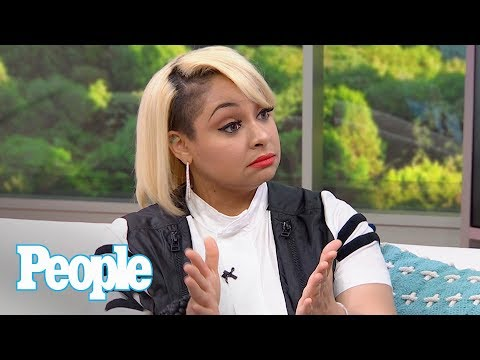 Raven-Symoné Opens Up About 'The View', Bill Cosby Allegations & Her Love Life | People NOW | People