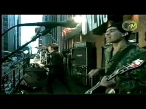 Foo Fighters - Monkey Wrench Live@VMAs 1997