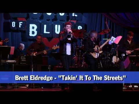Brett Eldredge - Takin' It To The Streets [Cover Song]