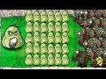 Plants vs Zombies Hack 100% 988 Squash vs Gargantuar vs Dr. Zomboss