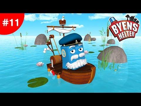 Byens Helter - EP11 Fisherman Fred på dypt vann