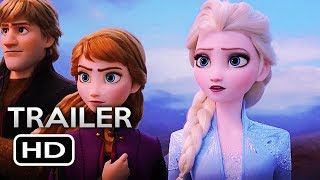 FROZEN 2 Official Trailer (2019) Disney Animated Movie HD