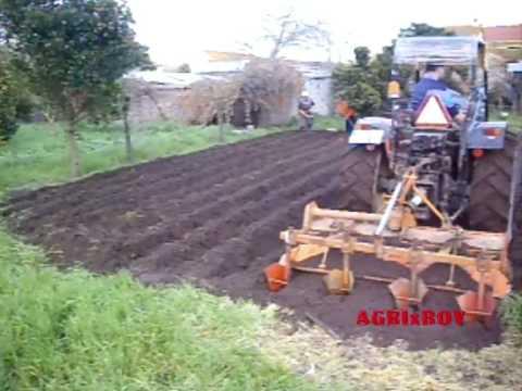 La plantation des pommes de terre, part 3