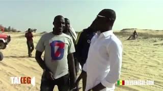 Coulisse tournage clip Pape DIOUF '' REKANETÉ '''