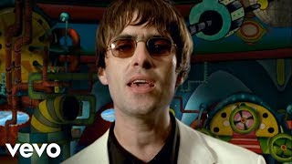 Watch Oasis All Around The World video