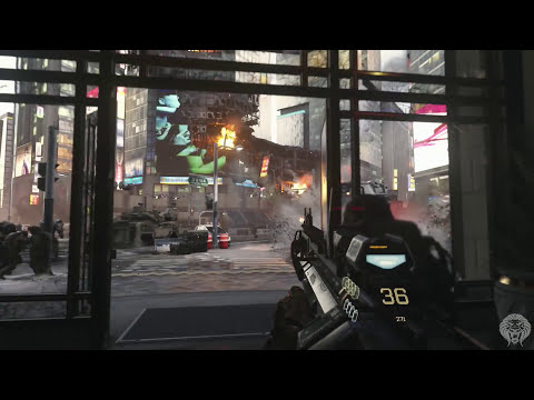 COD Advanced Warfare: Design Concepts & Images! - Nuke, Loading Screen, Maps (Call of Duty AW)