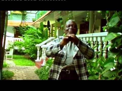Maestro king  kiki ,Maestro of Tanzania Rumba or Swahili  Rumba kitambaa cheupe