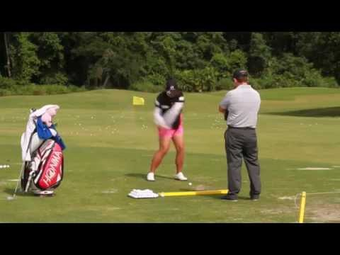 Team GGGA Pro Shanshan Feng Prepares for the LPGA US Women's Open at GGGA