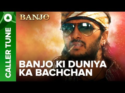 "Set ""Banjo Ki Duniya Ka Bachchan"" as your Caller Tune 