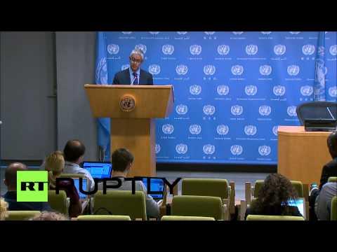 USA: UN condemns Saudi coalition airstrike on Yemen HQ