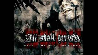 Watch All Shall Perish Sever The Memory video