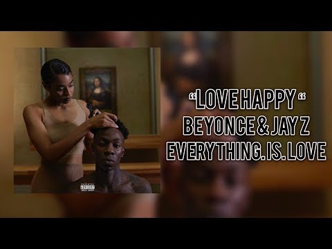 Beyonce & Jay Z - LOVEHAPPY (Audio) from EVERYTHING IS LOVE | @kingdreshon REACTION