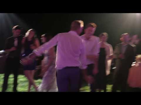 Bohemian Rhapsody Drunk Wedding Dance
