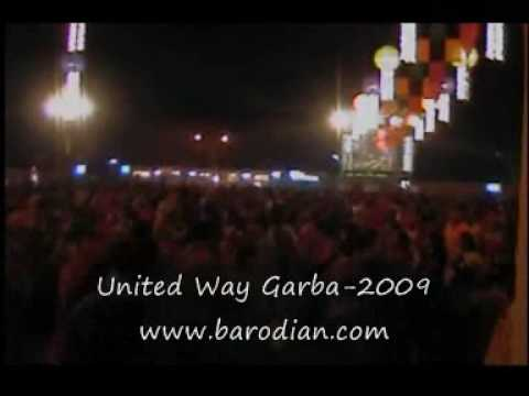 United Way Garba 2009 Day 4 Part 3