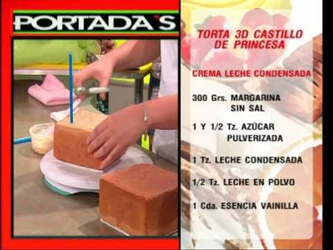 Receta: Torta 3D 12/07/11