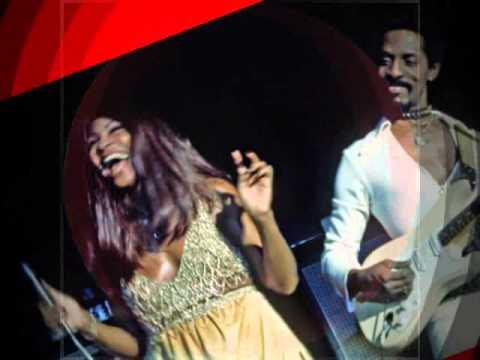 Tina Turner - FINGER POPPIN