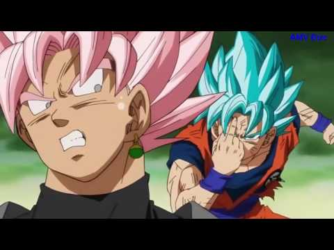 [ AMV ] Dragon ball super - Alex Skrindo Jumbo