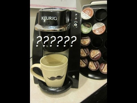 Non K Cup Coffee Maker : Keurig Mini B30 One Cup Coffee Maker ProjectGadget.com Video Review How To Make & Do Everything!