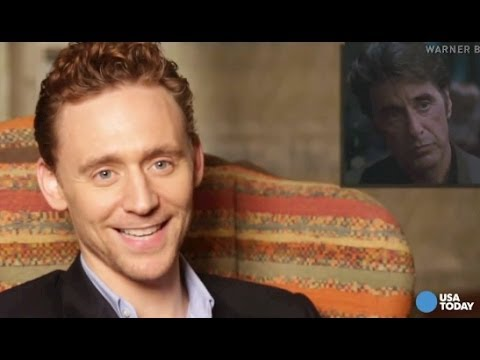 Tom Hiddleston's Celebrity Impressions