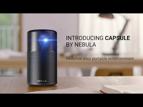 Capsule - The World's Most Advanced Pocket Cinema .|. Gadgets Inventions