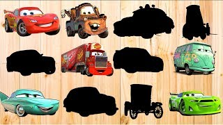 Lightning McQueen  Toys Wrong Wooden Slots for kids Disney Cars Toys
