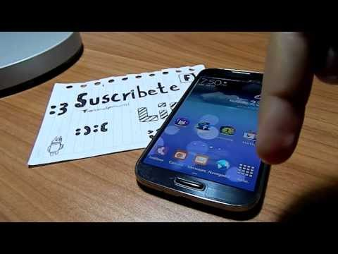 Galaxy S4 I337M Rom Oficial. quita la basura de tu operador // Tu Android Personal