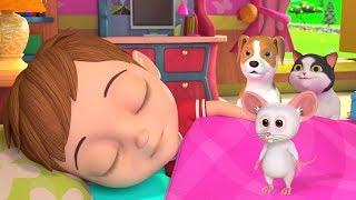 Are You Sleeping Brother John | Kids Cartoon | Kindergarten Nursery Rhymes by Little Treehouse