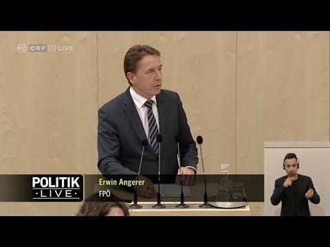 Erwin Angerer - Finanzen (Hypo, HETA) - (Budget 2018, 2019) - 19.4.2018