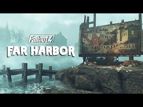 Fallout 4: Exploring Far Harbor