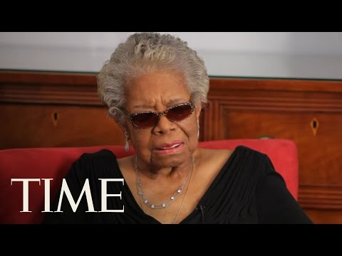 10 Questions for Maya Angelou