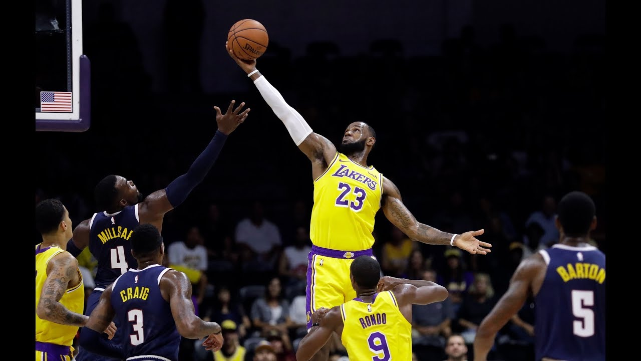Will LeBron lead Lakers back to playoffs?