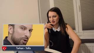 Reaction To Polish, Turkish, Kazakh, Spanish Songs (Intercultural Communication)