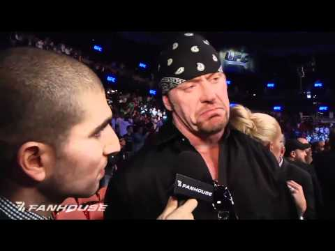 Undertaker Vs Brock Lesnar 2011(hd) At Ufc 121.mp4 video