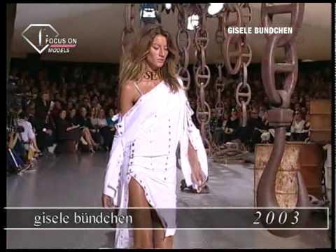 fashiontv I FTV.com - MODELS GISELE BUNDCHEN - RETROSPECTIVE FEM 1998/2004