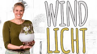 WINDLICHT - LET IT SNOW - DIY