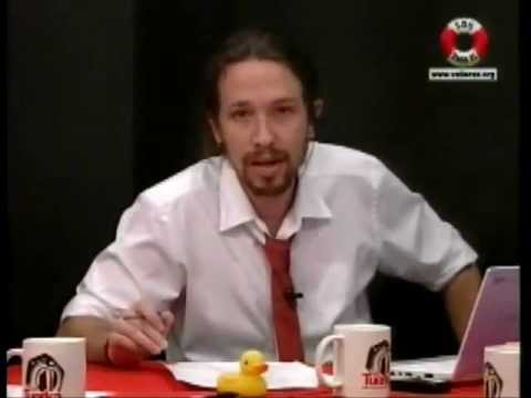 Una chica m-l: Pablo Iglesias habla de Montse Suarez