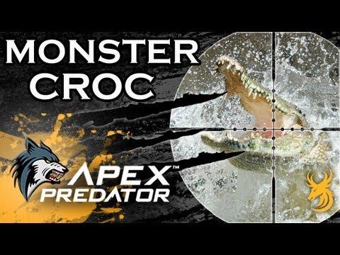Crocodile Hunt in Mozambique