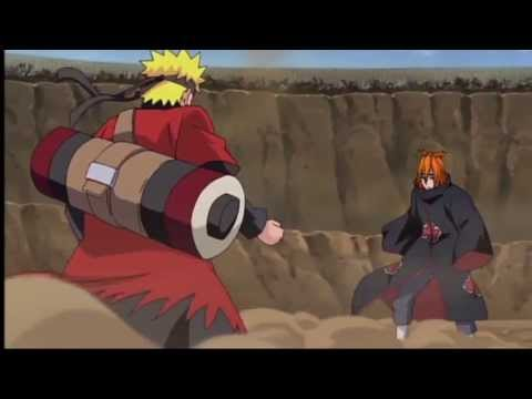 Naruto Vs Pain Official (english Dub) video