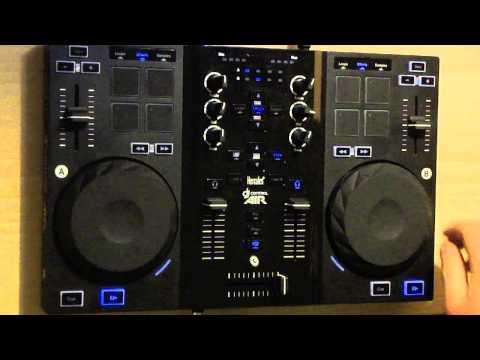 Hercules DJ Control Air (simple dimonstration)