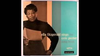 Ella Fitzgerald sings the Cole Porter songbook (Full album - Disc 1)